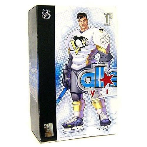 (Upper Deck Authenticated All Star Vinyl Figure Sydney Crosby (White Jersey))
