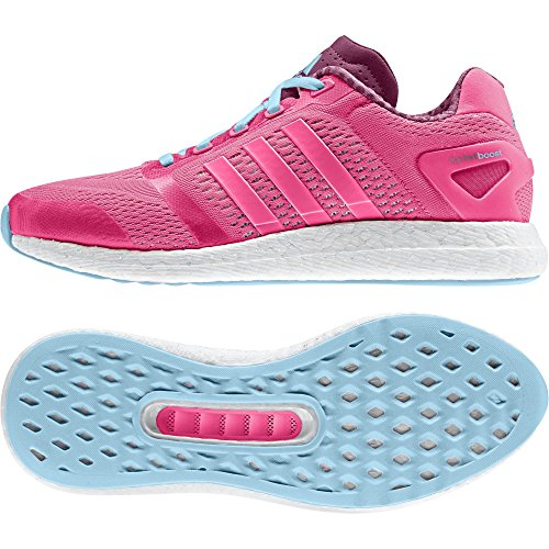 Adidas cc climacool, dicono le donne s rosa rocket boost-Scarpe da ginnastica da uomo per running