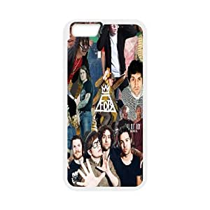 """Hot FOB Rock Band Fall Out Boy Posters Hard Plastic phone Case Cove For Apple Iphone 6,4.7"""" screen Cases JWH9163911"""