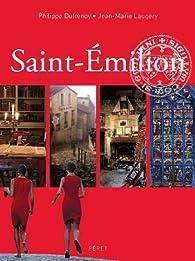 Book's Cover ofSaint-Émilion