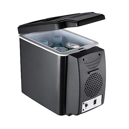 Amazon.es: yizhi2325 Mini Nevera Eléctrica Refrigerador Portátil ...