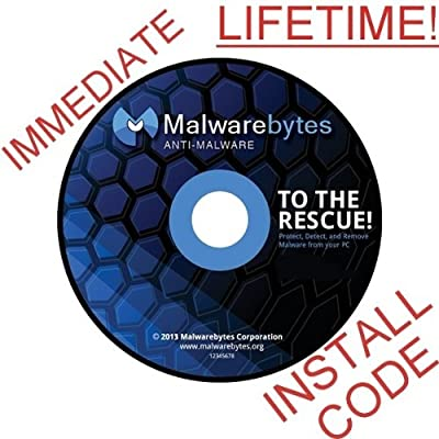 Malwarebytes Anti-Malware Pro (LIFETIME, OEM License, Immediate Code Issued, No CD) [Online Code]