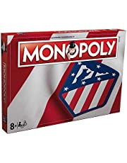 Eleven Force 610230 - Monopoly Atlético de Madrid Winning Moves, Multicolor