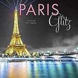 Graphique Paris Glitz Wall Calendar (CY67219)