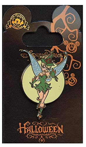 Disney Pins - Halloween - Tinker Bell as Witch - Pin 85386