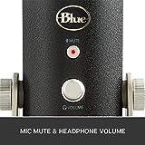 Blue 1967 Yeti Pro USB Condenser
