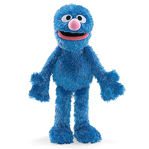 - Gund Sesame Street Grover Stuffed Animal