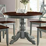 Better Homes & Gardens NEW Cambridge Place Dining Table, Blue