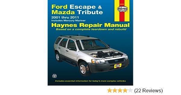 2013 ford escape repair manual pdf
