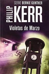 Violetas de marzo par Kerr