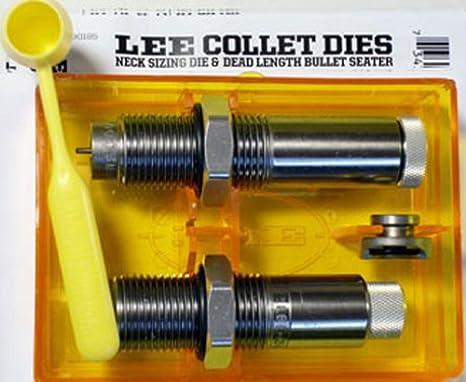 Talla /Única Multicolor Lee Precision 90717 Collet Dies Calibre 303 Brit
