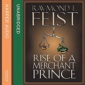 Rise of a Merchant Prince Audiobook