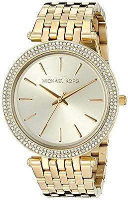 Michael Kors Women's Darci Gold-Tone Watch MK3191 by Michael Kors Watches MFG Code