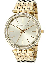 Womens Darci Gold-Tone Watch MK3191