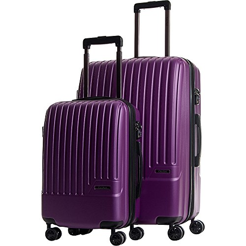calpak-davis-hardside-expandable-2-piece-luggage-set-purple