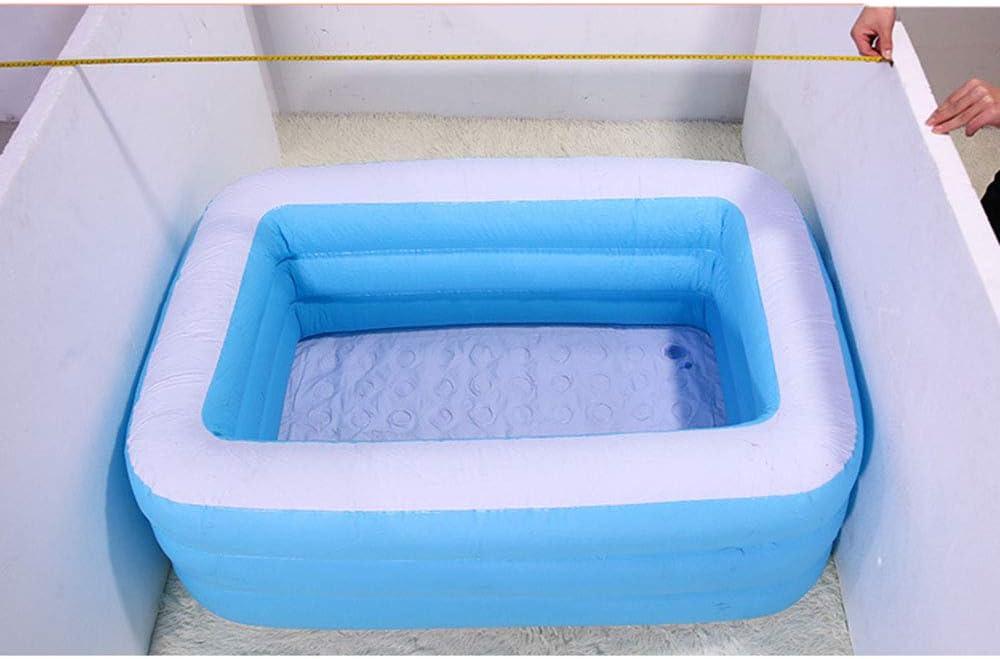 Swimming pool YUHAO(es) Piscina Inflable Gigante Inflable Piscina Rectangular - Familia Y Niños(2.6m): Amazon.es: Deportes y aire libre