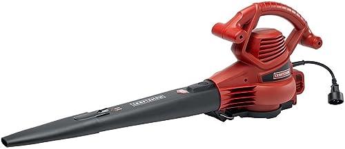 Nessagro Leaf Vacuum Shredder Blower Handheld Bag 2 Speed Electric Mulcher Yard Lawn Vac . GH45843 3468-T34562FD194603
