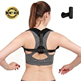 Posture Corrector for Women Men and Teens BesCarol Posture Support Effective and Comfortable Posture Brace Adjustable Back Posture Corrector Back Straightener Posture Corrector Upper Back Pain Relief