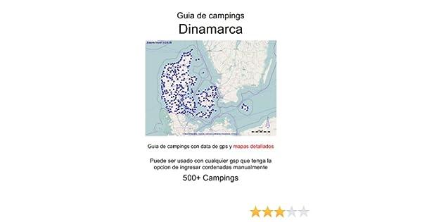 Guia de campings en DINAMARCA (con data de gps y mapas detallados ...