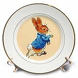 Peter Rabbit - Peter Rabbit - 8 inch Porcelain Plate (cp_932_1)