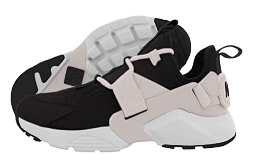 Womens Nike Air Huarache City Low Casual Shoes Black White