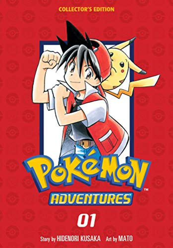 Pokémon Adventures Collector's Edition, Vol. 1 (1) (Pokemon Adventures Collector's Edition)