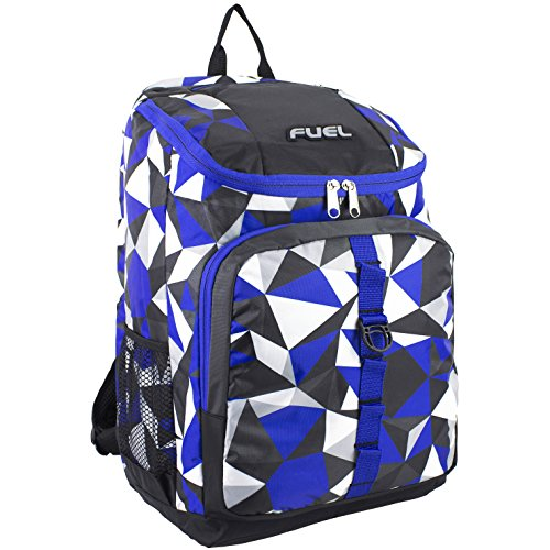 Sport Travel System - Wide Mouth Sports Backpack with Laptop Compartment for School, Travel, Outdoors