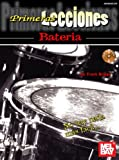 First Lessons Drumset, Spanish Edition Book/CD Set, Frank Briggs, 0786684062