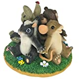 Fitz and Floyd Circle of Friends Charming Tails Figurine