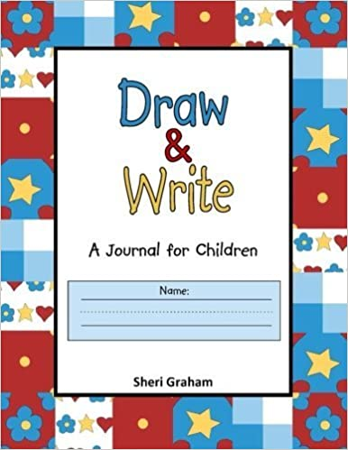Book Draw & Write - A Journal for Children by Sheri Graham (2013-08-30)