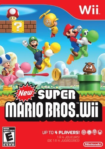 New Super Mario Bros. Wii by Nintendo (Renewed) by Nintendo (Image #5)