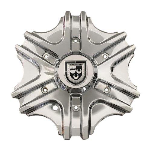 - Lexani Wheels LX-6 C-245-1 S711-11 C-619-18/20 Chrome Wheel Center Cap