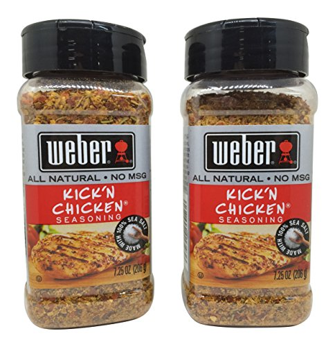 Weber Kickn Chicken Seasoning Pack
