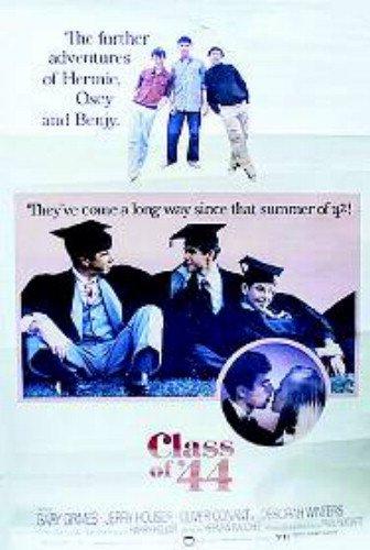 Class Of 44 Rare 40X60 Original Movie Poster Sequel To Summer Of '42