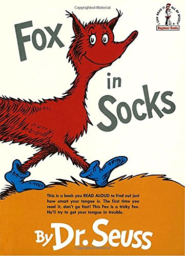 Fox in Socks (Beginner Books) cover