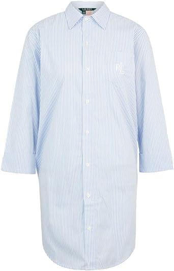 Ralph Lauren, Heritage Essentials I815197 - Camiseta con botones para mujer