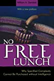 No Free Lunch, William A. Dembski, 074255810X