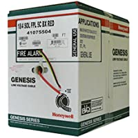 Honeywell Genesis WG-41075504 18 Gauge / 4 Conductor Fire Wire