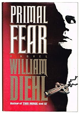 book cover of Primal Fear