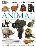 : Ultimate Sticker Book: Animal (Ultimate Sticker Books)