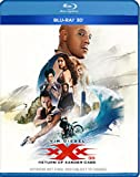 XXX: The Return Of Xander Cage (Blu-ray 3D + Blu-ray + Digital Download) [2017] [Region Free]