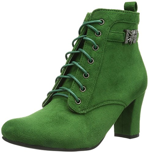 Green Grasgr Andrea 3617400199 Womens Boots Hirschkogel by Conti YwqWS0