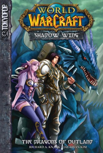 Warcraft-Dragons-of-Outland-Volume-1-World-of-Warcraft-v-1
