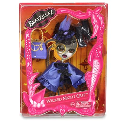 Bratzillaz Accessory Pack - Wicked Night Out: Toys & Games