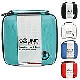 Soundbass - Mint Premium Hard Case For Bose Soundlink Color Wireless Bluetooth Speaker Carrying Travel Storage Case Bag
