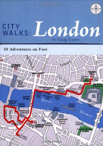 City Walks: London: 50 Adventures on Foot