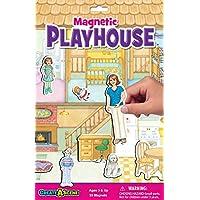 Juego de juego magnético Create-A-Scene - Playhouse