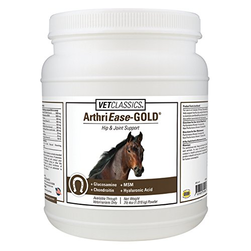 Vet Classics ArthriEase Gold Powder for Horses 60 Day Supply