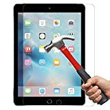 Screen Protector IPAD Air / Air 2 / ProTempered Glass HD Ultra Clear 99.9% Transparency Worls Thinnest (0.26mm) 9H Ballistics Hardness laser cut