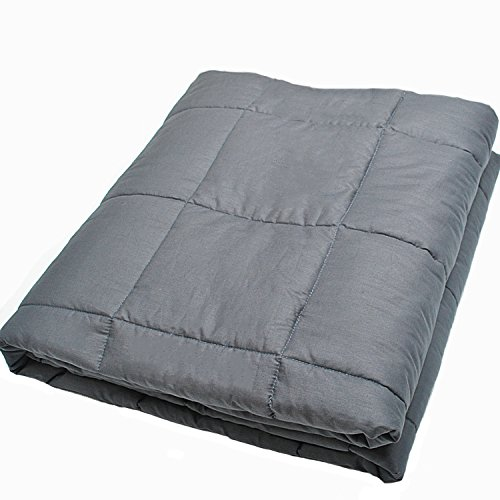 ADHD、自閉症、OCD、感覚障害、抱擁の感情、4色、150 * 200cm(9kg)、明るい灰色の睡眠、大人のための重い毛布加重ブランケット B07C69K34K 150*200cm (9kg)|light grey light grey 150*200cm (9kg)